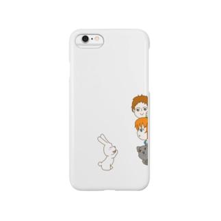 チラリ Smartphone cases