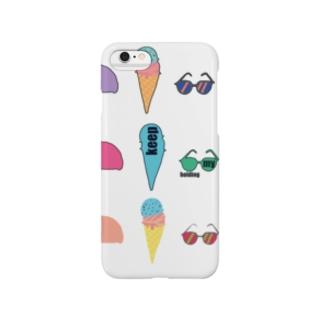 可愛いモノ。 Smartphone cases