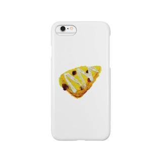 スコーン Smartphone cases