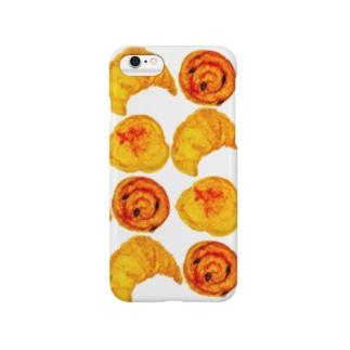 パン(大) Smartphone cases