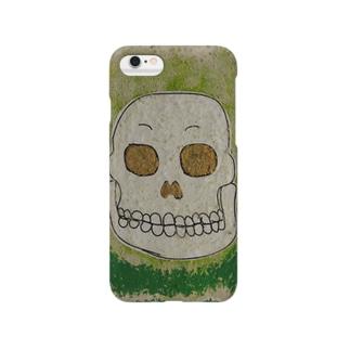 ガガガ ガイコツ2 Smartphone cases