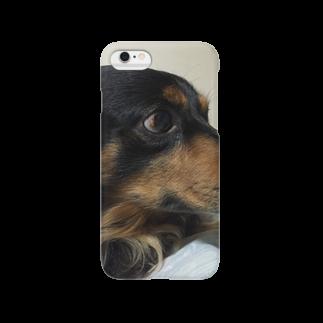 _(ゝ「ェ:)_の気分屋 ロン君 Smartphone cases