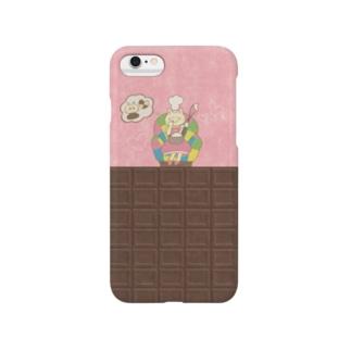 iPhone5 / 5s用ケース◆ ema-emama『sweet-cat』 Smartphone cases