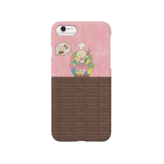 iPhoneケース(iPhone6 / 6s用)◆ ema-emama『sweet-cat』 スマートフォンケース