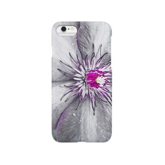 colorless flower Smartphone cases