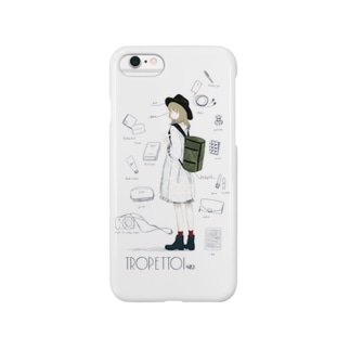 「travel ;)」iPhone6/6s 推奨 Smartphone cases
