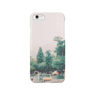 澄んだ空気 Smartphone cases