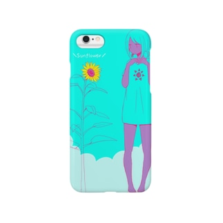 sunflower Smartphone cases