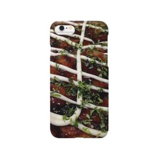 お好み焼き  iPhoneケース Smartphone cases