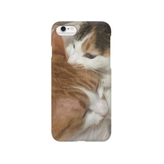 みかんとあさり Smartphone cases