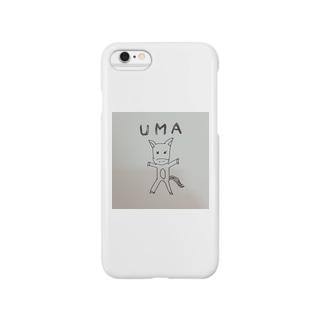 Guarana Tonicのうま Smartphone cases