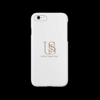 United Sweet Soul MerchのUnited Sweet Soul Logo#02 Smartphone cases