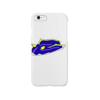 ウミウシ Smartphone cases