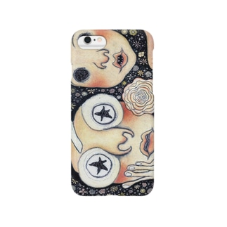 His world meet her world. Smartphone cases