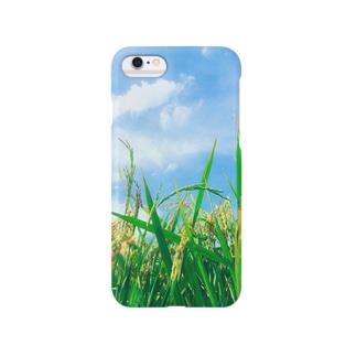 豊作1 Smartphone cases