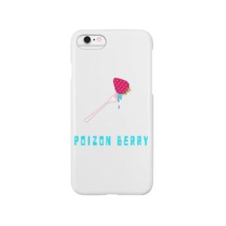 ベリーポイズンベリー Smartphone cases