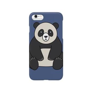 パンダさんの日常 Smartphone cases