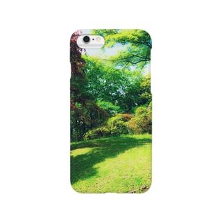 庭園1 Smartphone cases
