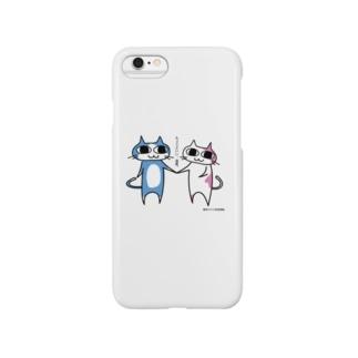 猫舌だけど知覚過敏。Type02 Smartphone cases