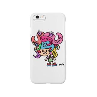 ぺがるん Smartphone cases