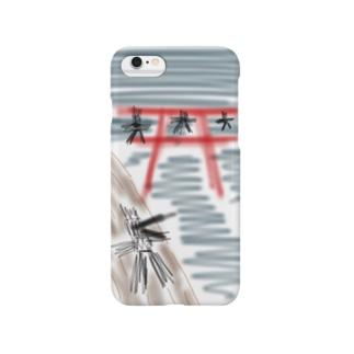 藁人形 Smartphone cases