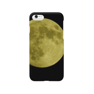 スーパームーン Smartphone cases