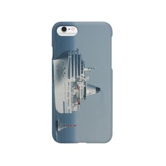パシフィックビーナス Smartphone cases