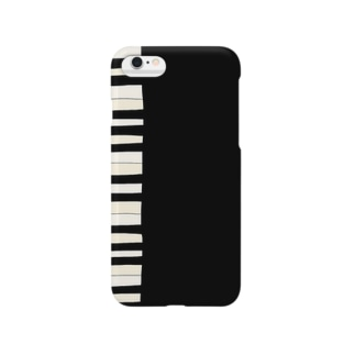 I LOVE PIANO Smartphone cases