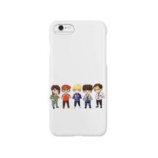 solo day b1a4 Smartphone cases