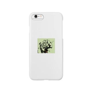 白猫 Smartphone cases