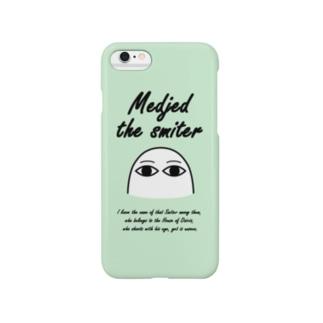 メジェドケース Smartphone cases