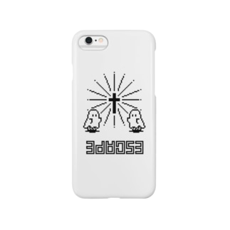 【IENITY】シーツおばけちゃん #ESCAPE Smartphone cases