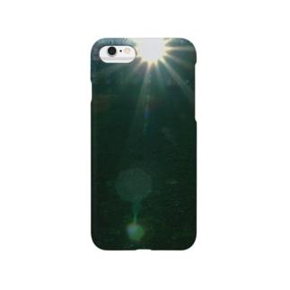 アマテラス ささやくもの DATA_P_149 太陽の輝き Smartphone cases