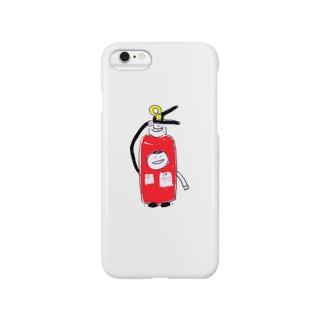 消化器くん Smartphone cases