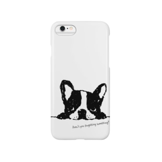 French Bulldog01 UP Smartphone cases