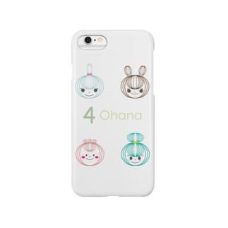 4 Ohana Smartphone cases