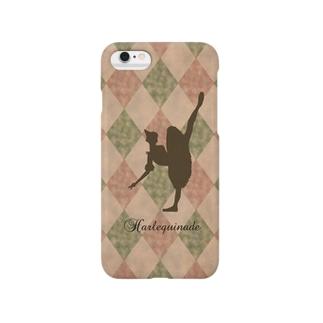 バレエ アレルキナーダ Smartphone cases