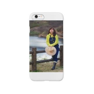 黒田原娘・ゆめな Smartphone cases