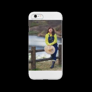 クロゆめマーケットの黒田原娘・ゆめな Smartphone cases