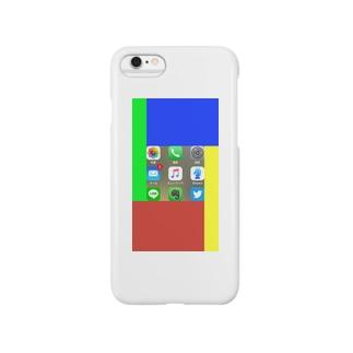 iphoneホーム画面 Smartphone cases