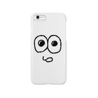 まぬけな顔 Smartphone cases