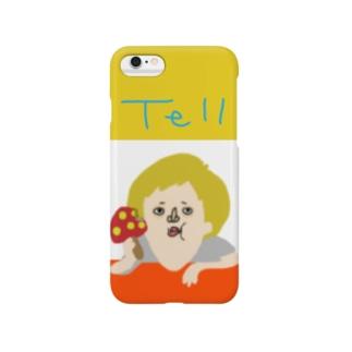 kotsue tell こつえ Smartphone cases