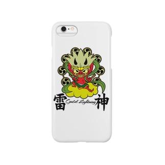 雷神 Smartphone cases