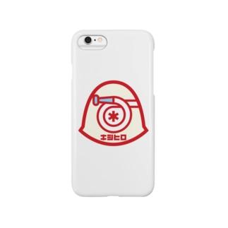 パ紋No.2680 キシヒロ Smartphone cases