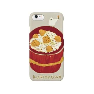 栗おこわ Smartphone cases