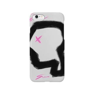 エロスビーム Smartphone cases