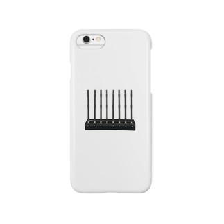 「アンテナ8本」携帯電話ジャマー Smartphone cases