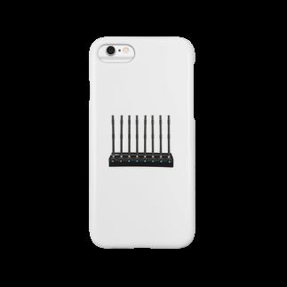 goobuyの「アンテナ8本」携帯電話ジャマー Smartphone cases