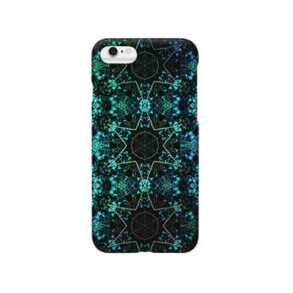 六芒星 Smartphone cases