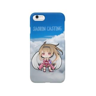 さおりんすまほけーす Smartphone cases